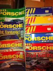 Posche Magazine - back issues