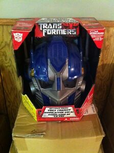 Transformers Movie Optimus Prime Voice Changer New In Box
