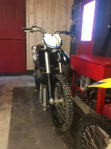 2009 Ktm450f, low hours, ex condition, has papers, 4300$