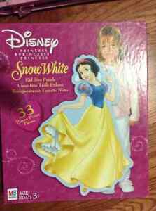 large sized snow white puzzle for sale