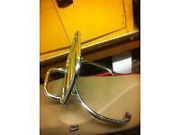 Vespa gts rear rack