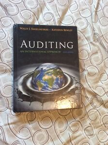 Auditing 6th edition