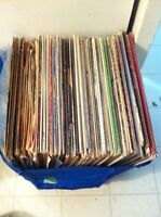Vintage Records 40+ All for 20$