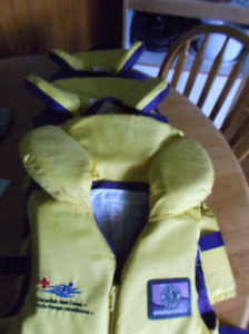 Endurance Life Jacket for Kids good for 60 to 90 lbs