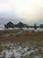 New Acreage house for sale