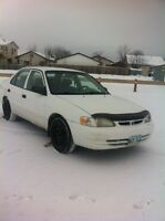 1998 Toyota Corolla VE SAFETIED