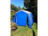 3 man frame tent