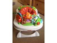Fisher price sit and learn play centre.
