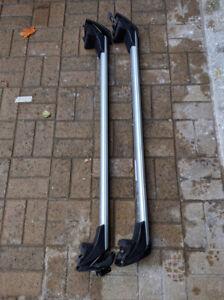 Barres de toit d'origine BMW X3 (F25)