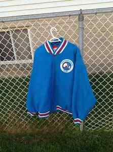 Mens 3XL winter coat Mitchell and ness