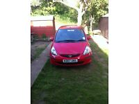 Honda Jazz Automatic 1.4 Full Service History and HPI Clear