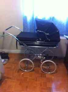 Brown English Style Pram - $200 or best offer