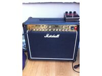 Marshall JCM2000 triple super lead 60watt valve amp