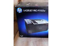 Hp laser jet pro P1102w printer