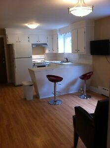 Beechwood Village all inclusive.  Close to downtown