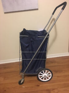 Shopping Cart- Like new!