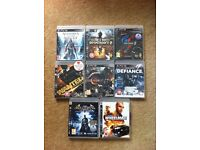 8 ps3 games bundle
