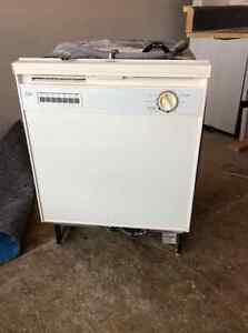 Older model dishwasher
