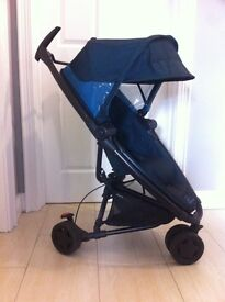 Quinny Zapp Xtra2 -EXCELLENT- folding with seat-reclining