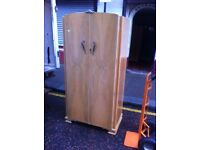 Vintage wardrobe / 3ft x 6ft / free Glasgow delivery