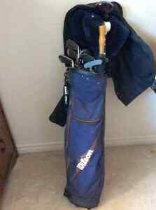 Left-handed Ladies Graphite Pro Select Golf Clubs and more.... Sarnia Sarnia Area image 1