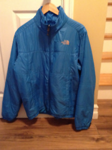 Men's Medium Size Northface Winter Coat