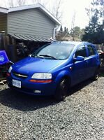 04 Chevy Aveo for sale