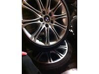 X2 mv2 alloy wheels bmw