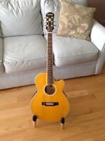 Acoustic Electric Gibson Epiphone