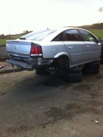 08 Vauxhall Vectra CTDI 120 for breaking