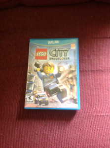 Wii U Lego City Undercover Excellent Condition $15.00