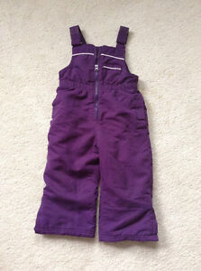 Size 2 purple old navy snow pant