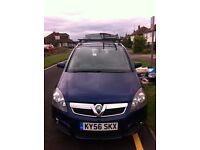 Vauxhall Zafira MPV For Sale