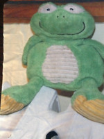 Lost stuffed toy Frog