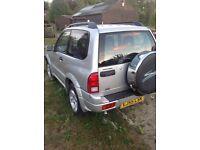 Suzuki Grand Vitara 1.6se 2005.
