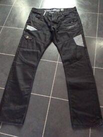 Men jeans in ex condition 36L