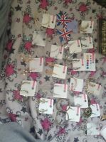 21 pairs of brand new earrings
