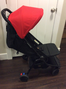 Brand new, Mountain Buggy Nano Travel Stroller, Ruby