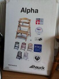 Hauk Highchair