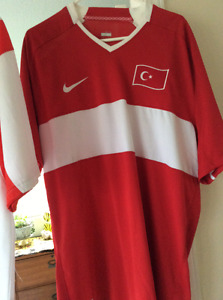 Official Soccer jersey. Turkiye and Peru and more
