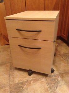 Meuble de bureau à tiroirs