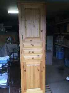 TALL PINE CABINET.......     NEW
