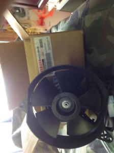 Yamaha oil cooler fan.