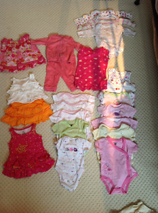 Girls clothing $1/item and up