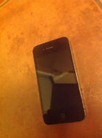 iPhone 4 16 Go Noir Fido