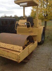 Packer Dozer cat John Deere excavator
