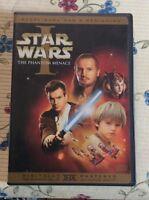 DVD Star wars I - The phantom menace (français et anglais)