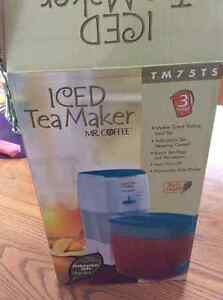 Iced Tea Maker by Mr. Coffee - New in Box