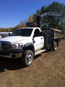 2009 Dodge - 5500 slt Pickup Truck