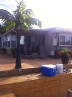 Waterfront trailer for sale 105,000